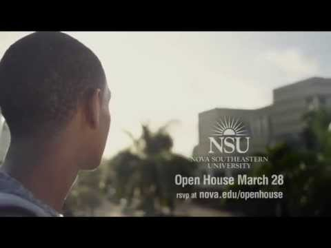 NSU's Spring Open House on Saturday, March 28, 2015