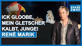 Kalle, der Eisbär, wa. René Marik bei Olafs Klub