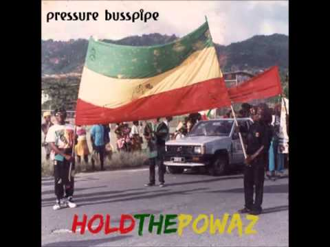 Pressure Busspipe - Hold The Powaz | Single | October 2013 |