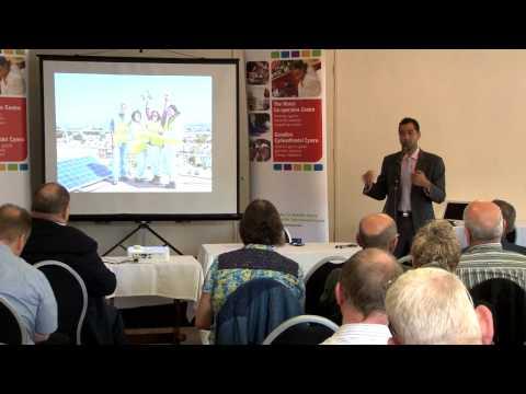 Renewable Energy Co-operatives. Agamemnon Otero, Brixton Energy Co operative