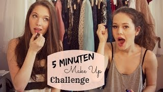 5 Minuten Make-Up Challenge | xoxoviva Thumbnail