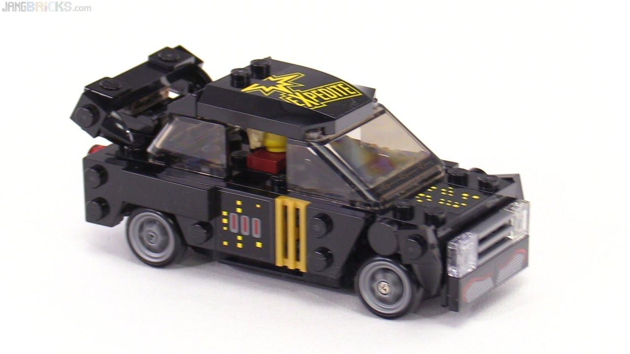 Working Rc Lego Drift Car That Drives Youtube