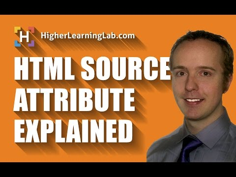 HTML SRC Attribute Is Used To Embed Images On HTML Pages