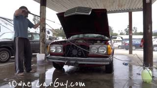 How to Detail Your Car Video Wash Buff & Clean Easy Paint Buffing Tips & Tricks on Cars