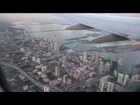 American Airlines Flight From Miami To San Jose Costa Rica 20 10 2016