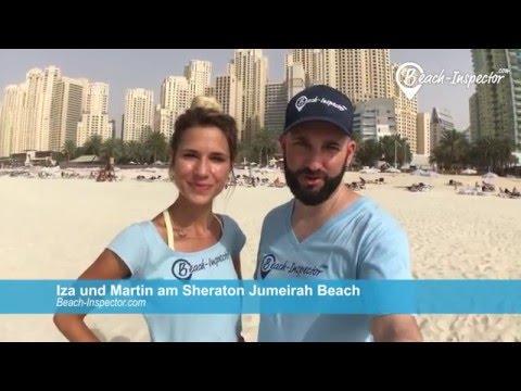 Strand Sheraton Jumeirah Beach | Urlaub in Dubai