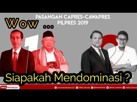 Hasil Polling Debat Pertama Pilpres 2019   Wonderdir Pilpres