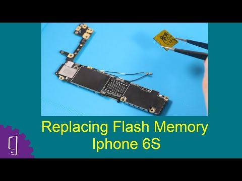 Can i add more memory to my iphone 6 plus