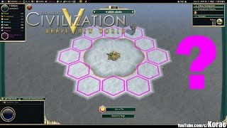 Civilization V Border Growth Mythbusting - How does the border spreading algorithm work?