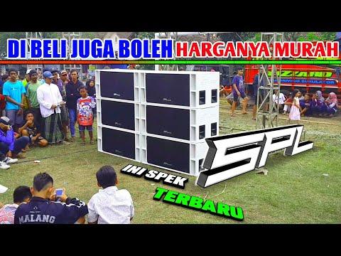 Ini Spek Jeroan SPL Audio Terbaru Kata Abah Aliong