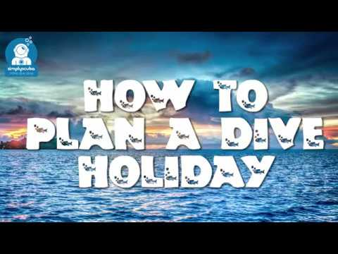 How To Plan A Dive Holiday