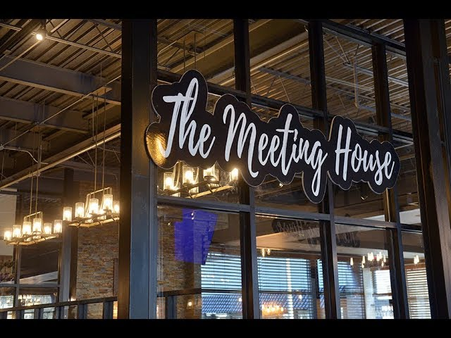 The Meeting House In Longmeadow Promises Approachable American