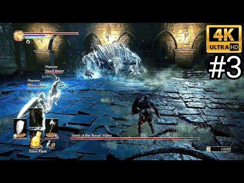 DARK SOULS 3 4K Gameplay Walkthrough Part 3 - Dark Souls III - DS3 (4K 60fps)