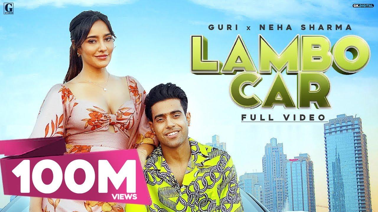 Lambo Car : Guri Ft. Neha Sharma (Full Video) Sukhe | Satti Dhillon | Simar Kaur | Geet MP3