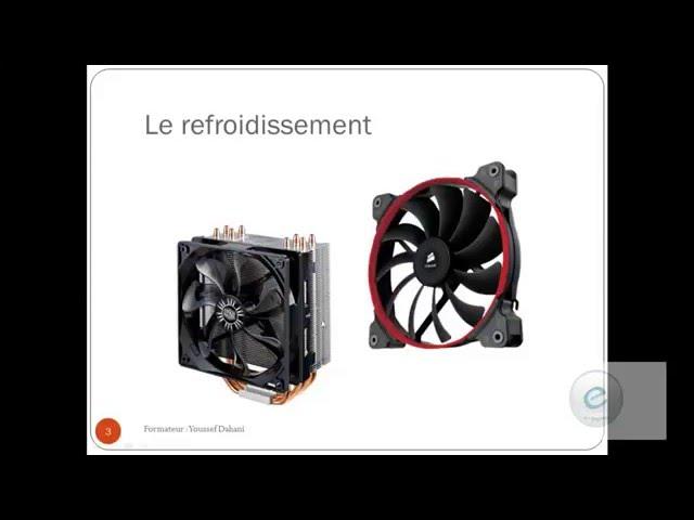 Les Composants de l'ordinateur 9 : Ventilateur