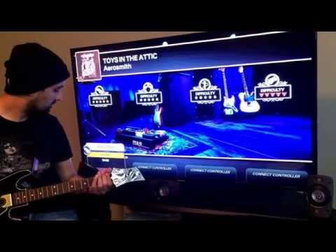 Using A Guitar Hero Live Controller On Rock Band 4/Rock Band Rivals