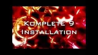 Installing Native Istruments Komplete Ultimate [Mack Beats]