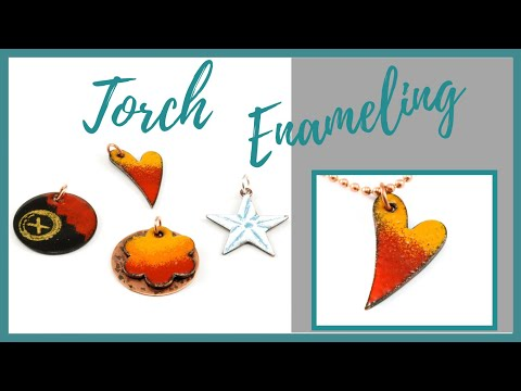 Torch Enameling Tutorial - Beaducation.com