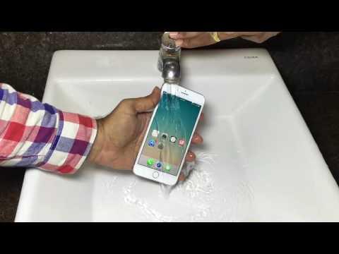 iPhone 7/7 Plus WaterProof Test at iGeeksBlog