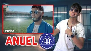 ANUEL AA - ELLA QUIERE BEBER Video Oficial | Reacción