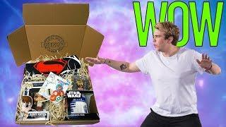 NAJBARDZIEJ GEEKOWY MYSTERY BOX!!!