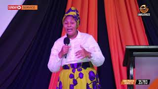 GNF UMhlathuze - Sunday Service with Lady Bishop VE Nhlapo (30/08/2020)