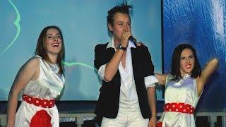 Трапезников Руслан, кавер на песню руский парень