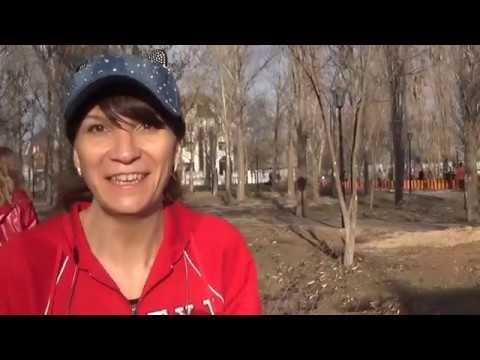 Парк Победы-новое место отдыха в Михайловке