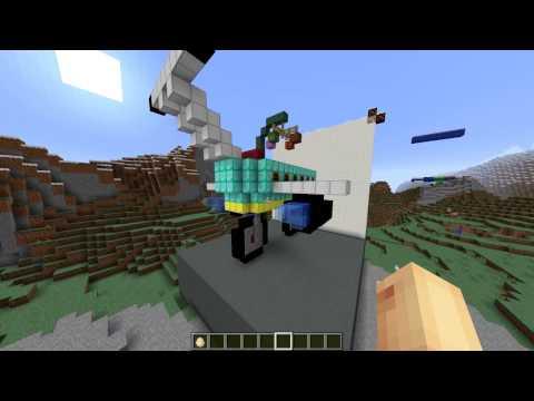 תחרות הבנייה הבינגלקטית - פרק 8 - כלי רכב