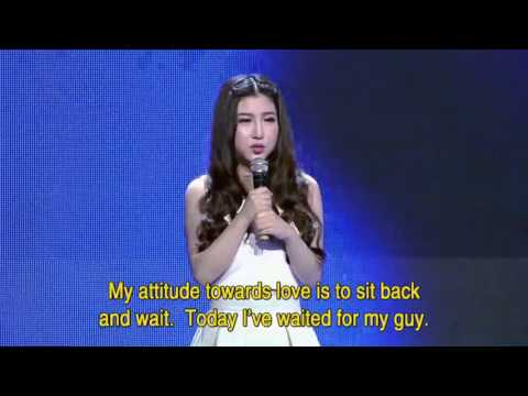 Lgd.xiao8 On Chinese Hookup Show With English Subtitles