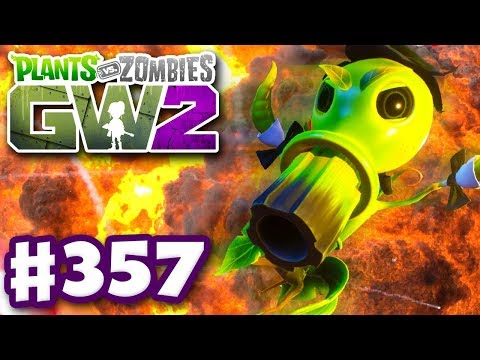 License to Vanquish Returns! - Plants vs. Zombies: Garden Wa