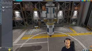 Revisiting Kerbal Space Program: Kerbin Science Space Station!
