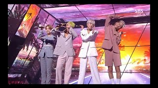 Video WINNER - 'LOVE ME LOVE ME' 0806 SBS Inkigayo download MP3, 3GP, MP4, WEBM, AVI, FLV Januari 2018