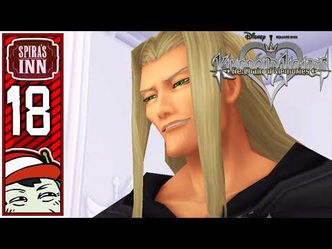 Kehrseite meines Herzens? - Kingdom Hearts - RE:Chain of Memories - 18