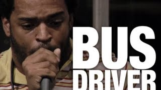 "Busdriver ""Imaginary Places"" 