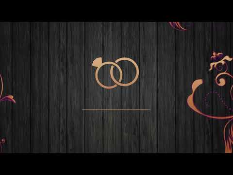 Whatsapp Wedding Invitation | Free Wedding Invitation Video 14 | Free & Blank