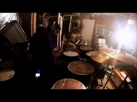 Jada Kiss ft Ne Yo - By My Side (Drum Cover)