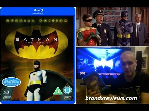 Download Batman - The Movie 1966 Blu Ray - Brand X Reviews