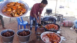 YOU NEVER SEEN BEFORE | TUNA FISH FRY | سمك التونة فراي | Street Foodos