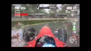 PC F1 2010 Gameplay HD