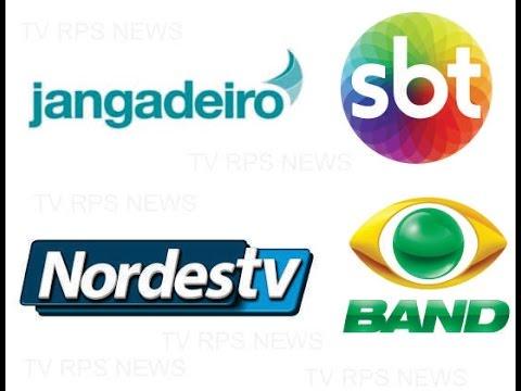 TV Jangadeiro voltando a transmitir o SBT