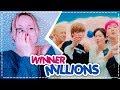 WINNER - MILLIONS REACTION/РЕАКЦИЯ | KPOP ARI RANG