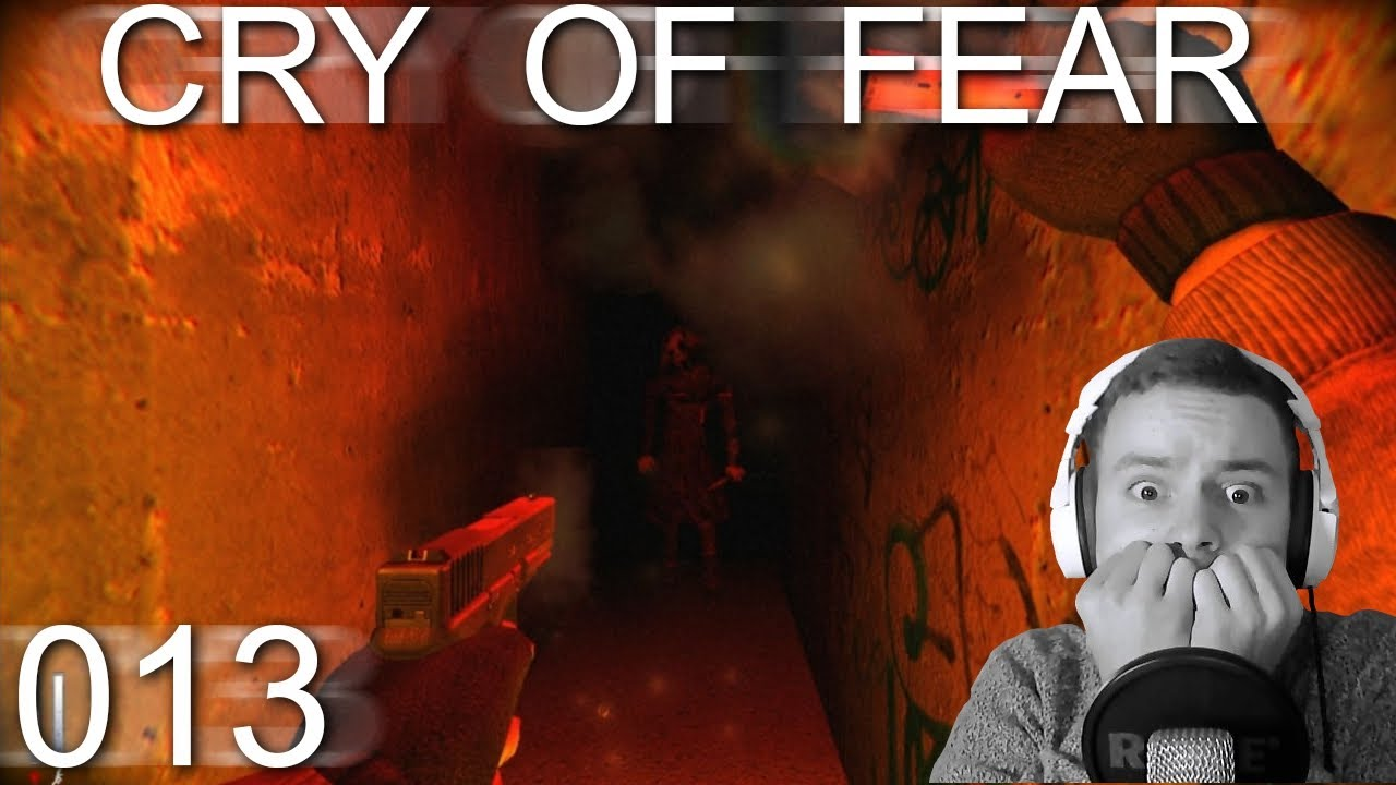 CRY OF FEAR #013 [Deutsch] [HD] [Facecam] - Der blanke Mega-Horror! #1