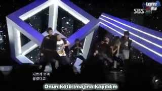 Super Junior - 나쁜 여자 (Boom Boom) [Türkçe Alt Yazılı]