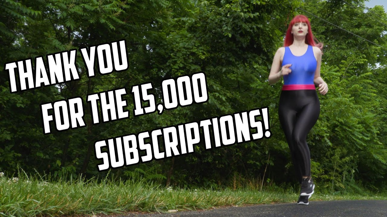 Thanks for the 15 thousand subs!