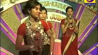 DDK Agartala Golden Jublee Celebration 2009--  Sadhana Reang