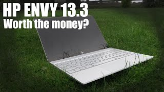 HP ENVY 13.3 Laptop Review - All Looks No Show?