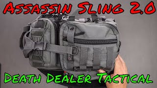 DDT Assassin 2.0 Best Budget Sling Bag EDC?