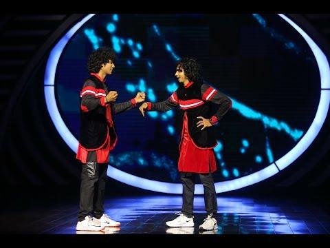 D3 D 4 Dance I Akhil & Ashwin - Chettikkulanghara...I Mazhavil Manorama