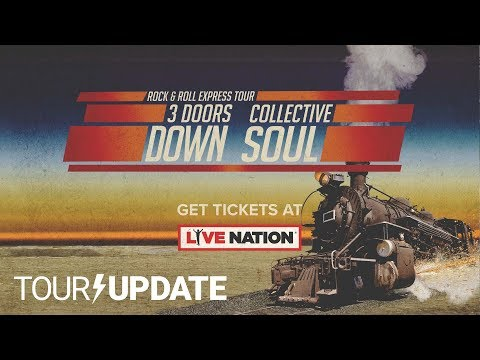 3 Doors Down & Collective Soul Invites You to The Rock & Roll Express Tour | Tour Update